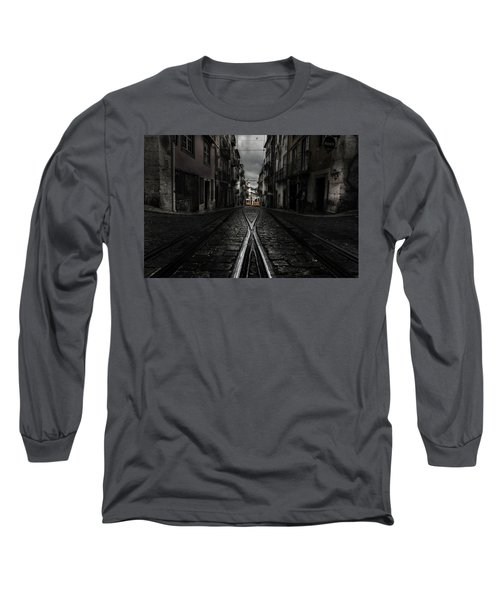 One Memory Long Sleeve T-Shirt by Jorge Maia