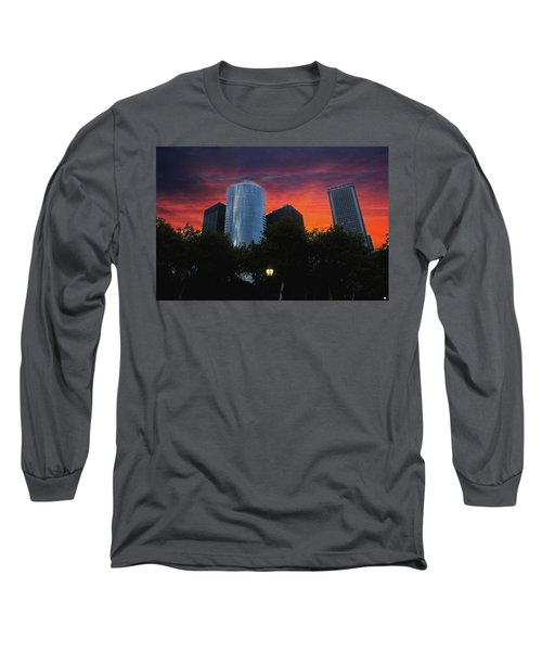 One New York Center-1 Long Sleeve T-Shirt