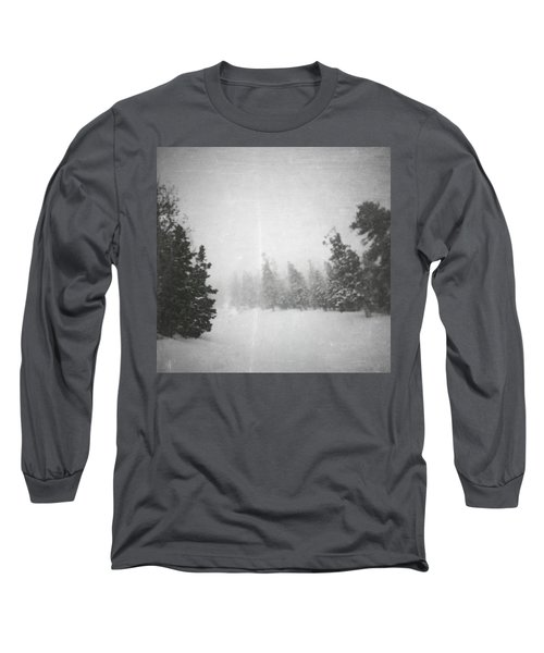 Long Sleeve T-Shirt featuring the photograph One Night  by Mark Ross
