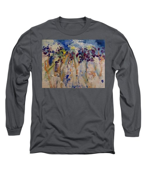 One Of A Kind Long Sleeve T-Shirt by Judith Desrosiers
