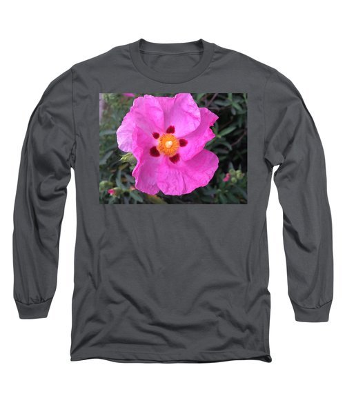 One Perfect Pink Long Sleeve T-Shirt
