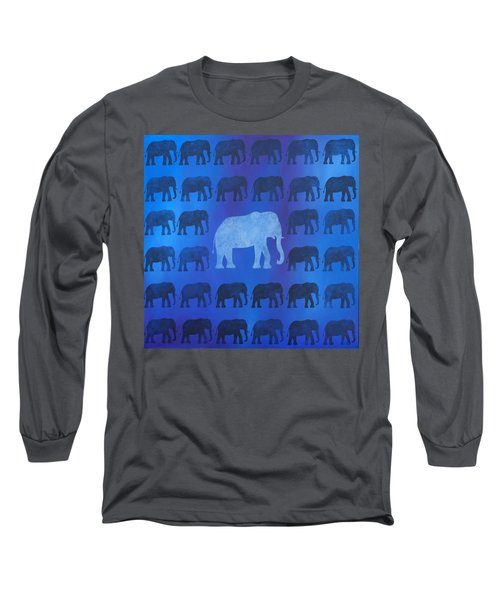 One Thousand Goodbyes Long Sleeve T-Shirt