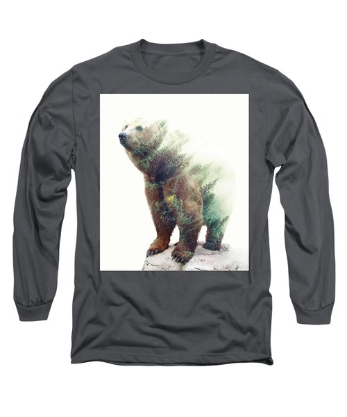 One With Nature V2 Long Sleeve T-Shirt