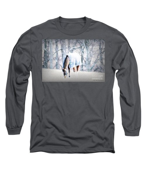 One With The Land In Lancaster County, Pa Long Sleeve T-Shirt