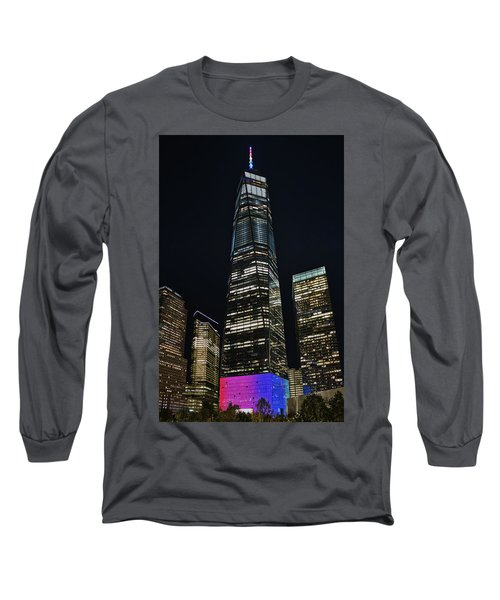 One World Trade Center Long Sleeve T-Shirt
