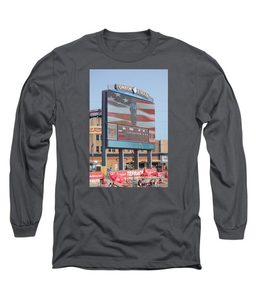Oneok Field Long Sleeve T-Shirt