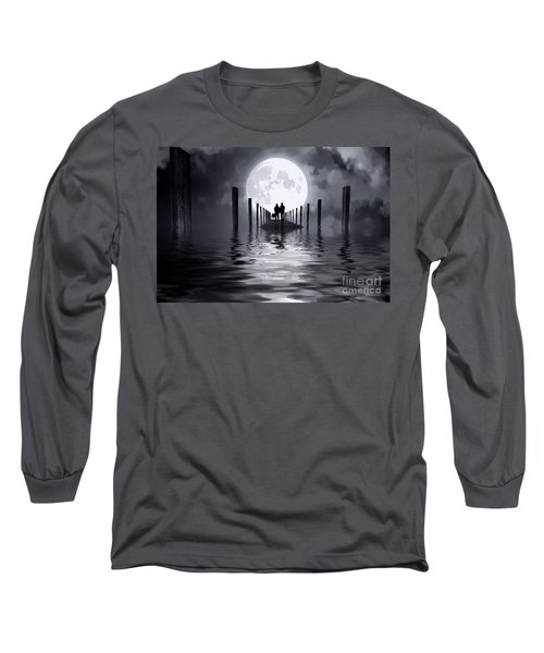 Only Us Long Sleeve T-Shirt by Mim White