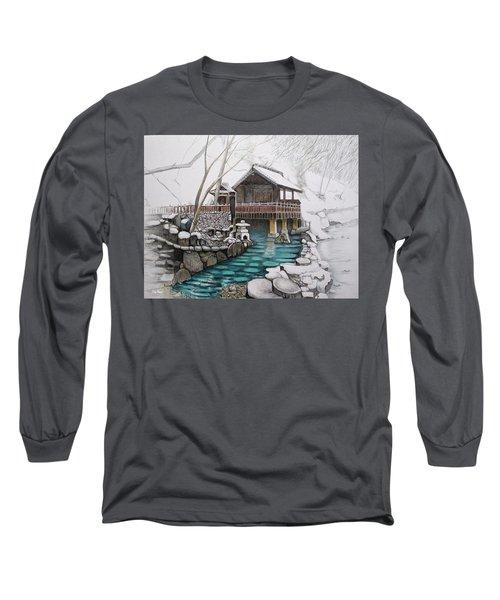 Onsen Long Sleeve T-Shirt