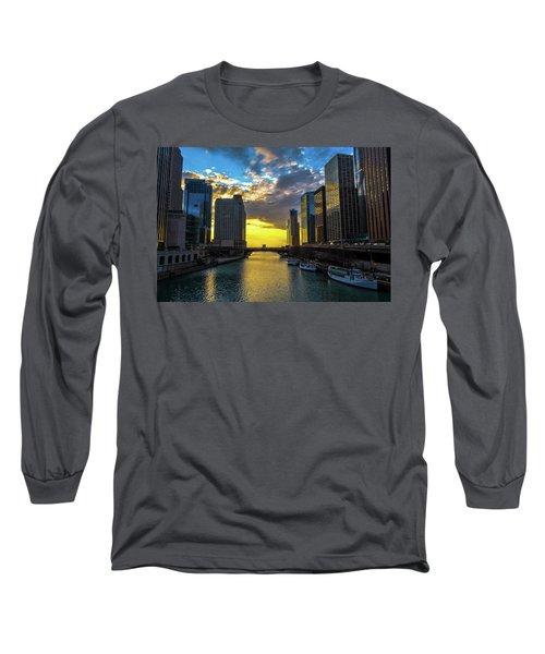 Onto The Lake Long Sleeve T-Shirt