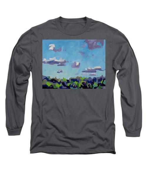 Open Gallery Cu Fractus Long Sleeve T-Shirt