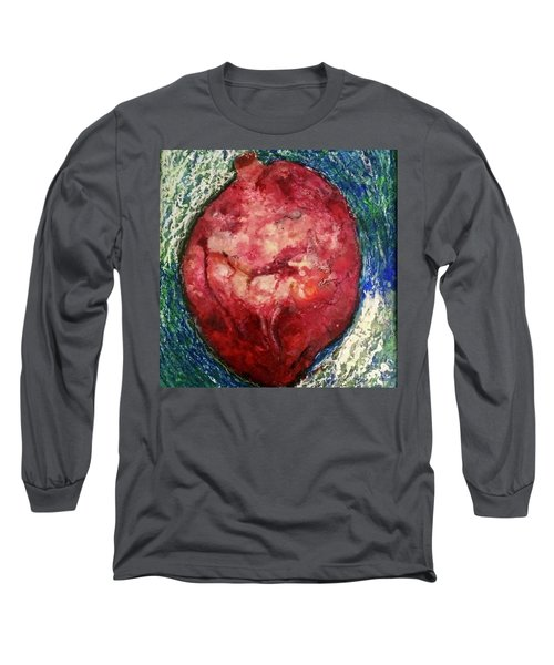 Open Hearted Long Sleeve T-Shirt