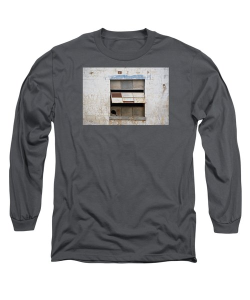 Opened Window Long Sleeve T-Shirt