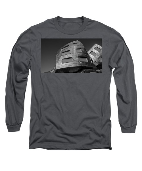 Optical Conclusion Long Sleeve T-Shirt