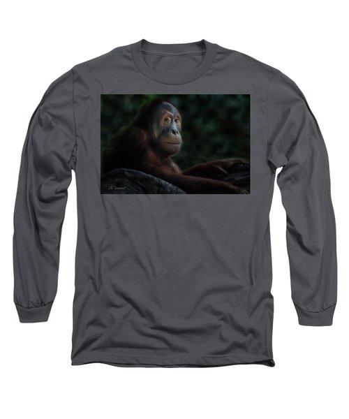 Orangutan Session Long Sleeve T-Shirt