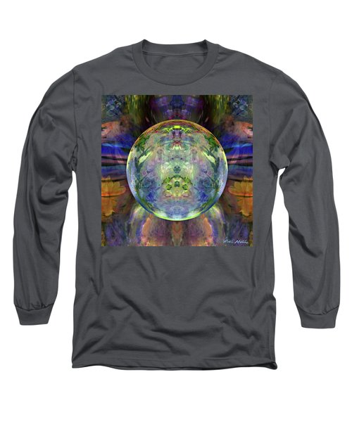 Orbital Symmetry Long Sleeve T-Shirt