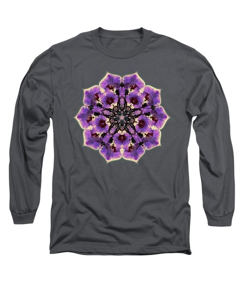 Orchid Lotus Long Sleeve T-Shirt