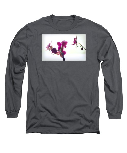 Orchids Long Sleeve T-Shirt