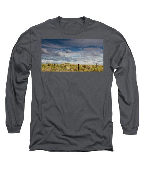 Oregon Clouds Long Sleeve T-Shirt