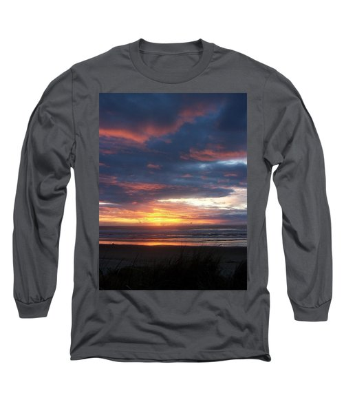 Oregon Coast 11 Long Sleeve T-Shirt