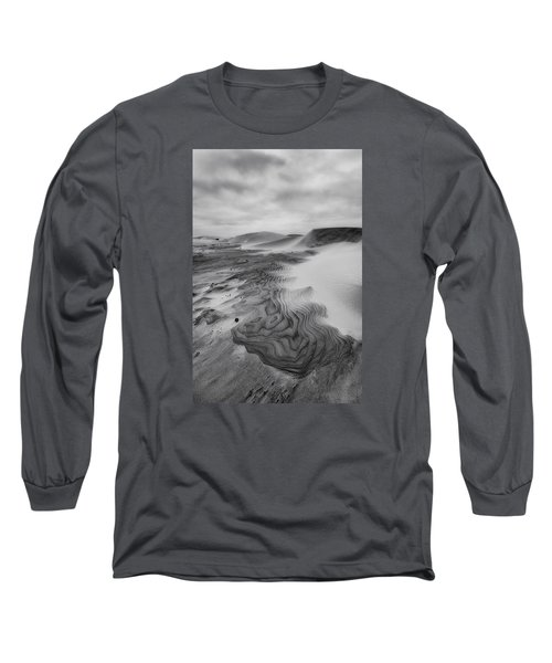 Long Sleeve T-Shirt featuring the photograph Oregon Dune Wasteland 2 by Ryan Manuel