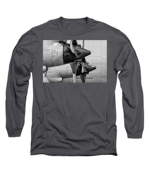 Orion's Thrust - 2017 Christopher Buff, Www.aviationbuff.com Long Sleeve T-Shirt