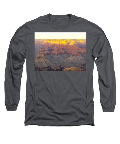 Oro Meseta Long Sleeve T-Shirt by Adam Cornelison
