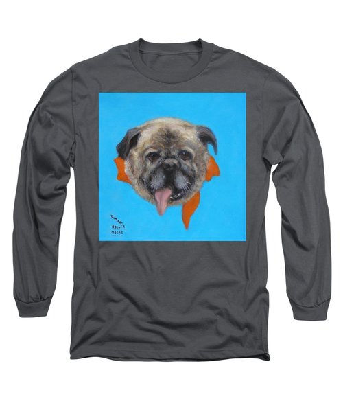 Oscar Long Sleeve T-Shirt by Donelli  DiMaria