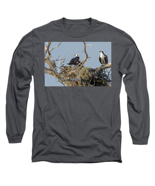 Osprey Family Long Sleeve T-Shirt