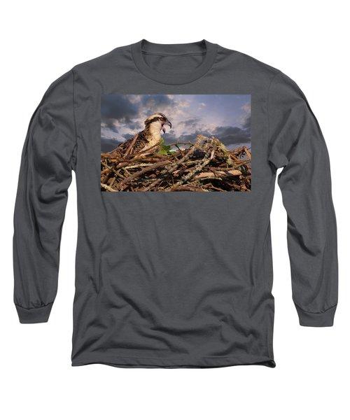 Osprey Talk Long Sleeve T-Shirt