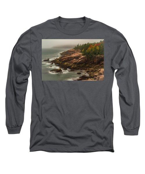 Otter Cliffs Long Sleeve T-Shirt
