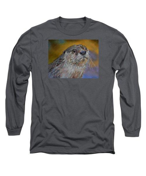 Otter Or Not Long Sleeve T-Shirt