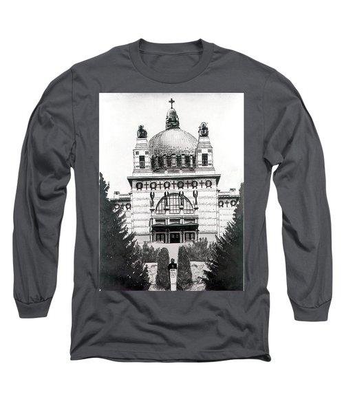 Ottowagners Church Long Sleeve T-Shirt