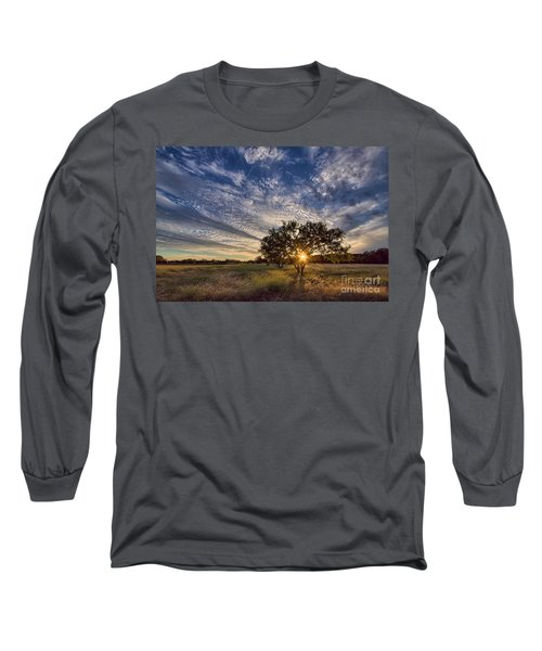 Our Backyard Long Sleeve T-Shirt