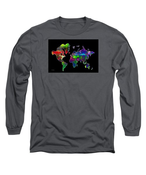 Our Colorful World Long Sleeve T-Shirt