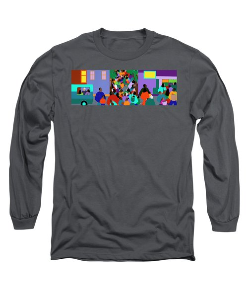 Our Community Long Sleeve T-Shirt