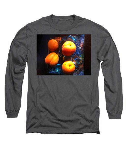 Our Juicy Apricots Long Sleeve T-Shirt