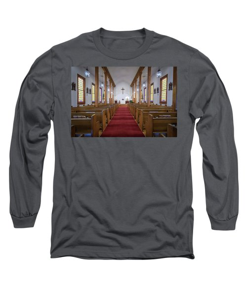 Our Lady Of Mount Carmel Long Sleeve T-Shirt