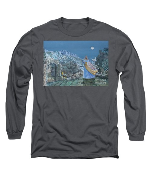 Our Lady Queen Of Peace Long Sleeve T-Shirt