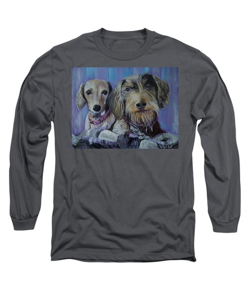 Our Pups Long Sleeve T-Shirt