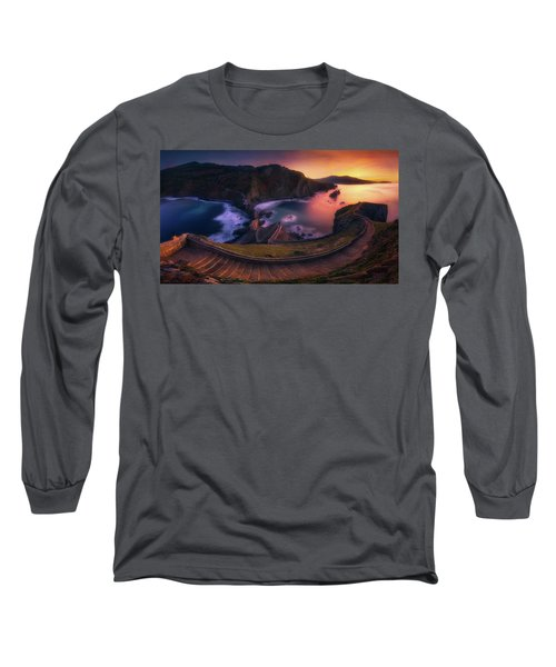Our Small Wall Of China Long Sleeve T-Shirt