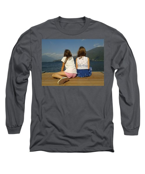 Our Wonderful Maty And Francy Long Sleeve T-Shirt
