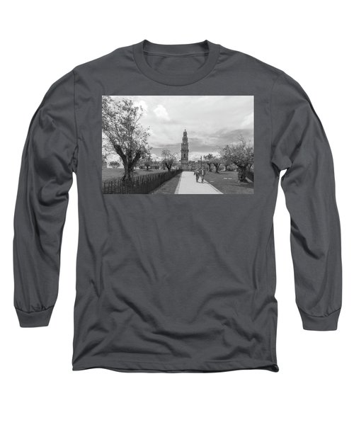 Out For A Walk Long Sleeve T-Shirt