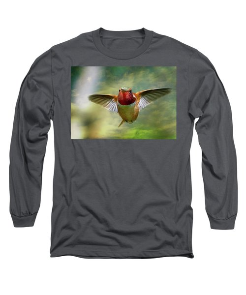 Out From The Clouds Long Sleeve T-Shirt