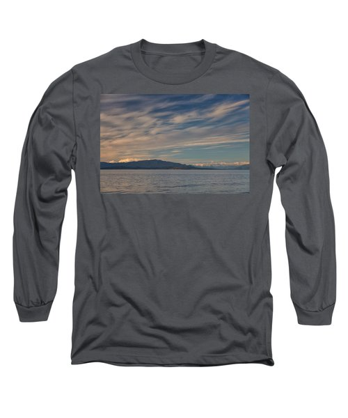 Out Like A Lamb Long Sleeve T-Shirt by Randy Hall