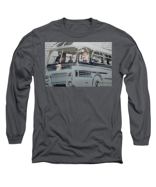 Out Of Service Long Sleeve T-Shirt