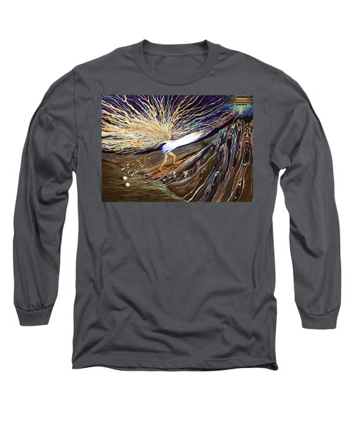 Out Of The Miry Clay 2 Long Sleeve T-Shirt
