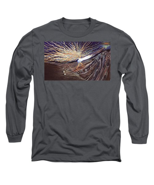Out Of The Miry Clay Long Sleeve T-Shirt