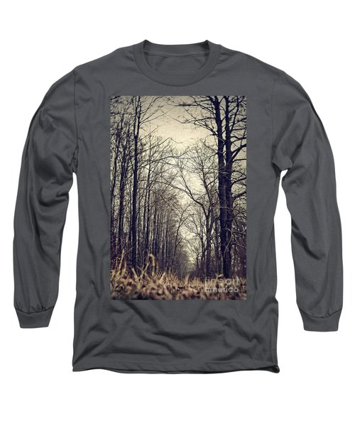Out Of The Soil - Into The Forest Long Sleeve T-Shirt