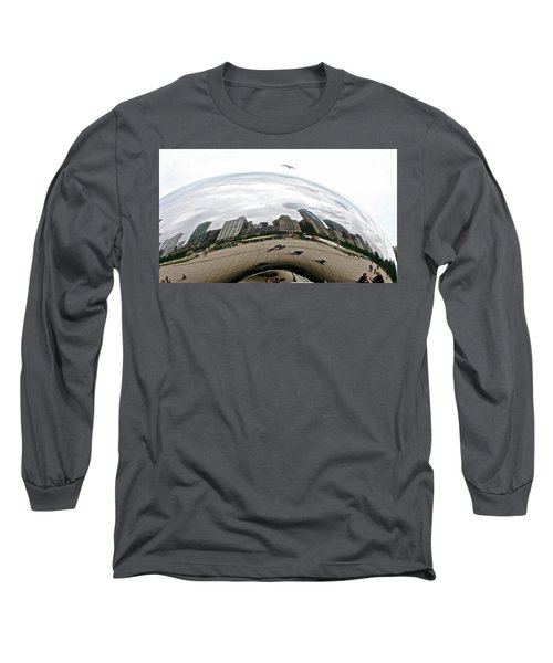 Out Of This World Long Sleeve T-Shirt by Amelia Racca