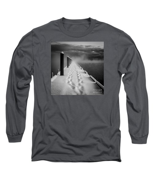 Out To The End Long Sleeve T-Shirt by Mitch Shindelbower